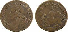Louis XIII, jeton au module d'un double tournois, s.d., 113