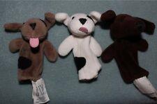 Gap Kids Finger Puppets - Set of 3 Puppy Dogs