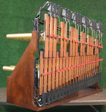 36 note Midi Rosewood Marimba automated - Usb out from any Pc or Mac