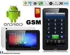 Tablette PC Téléphone GSM 3G Ecan7 Pouces Tactile ANDROID WIFI Débloqué 1080P
