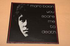 MARC BOLAN LP VYOU SCARE ME TO DEATH ORIG ITALIE SCELLÉ SCELLÉ