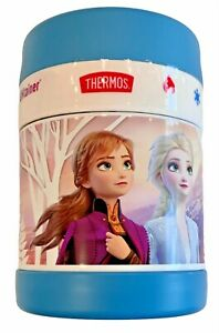 Thermos Funtainer 10 Oz Food Jar with spoon Disney Frozen Avengers Space