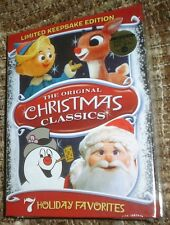 the original television christmas classics dvd 2007 multi disc set - Christmas Classics Dvd