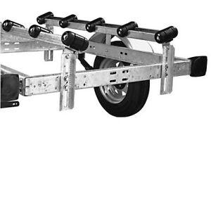 CE Smith 5' Roller Bunk - Pair