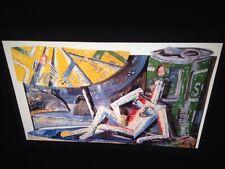 "Andres Nagel ""I'm Blind, Buy A Pencil"" Spanish Modern Art 35mm Slide"