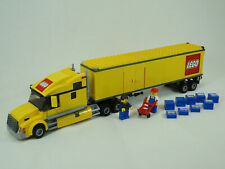 Lego City 3221 LKW Truck Sattelzug komplett