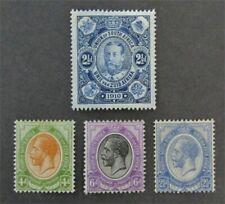 nystamps British South Africa Stamp # 1//10 Mint OG H $33