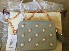 57788001cdaf Bnwt Ted Baker Pearl Cross Body Camera Bag Grey ❤ ❤️sold Out RRP£