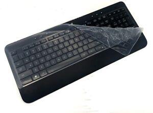 Transparent Silicone Keyboard cover Protector For Logitech MK540 K540 MK545 K545