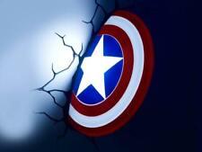 Marvel Captain America Shield 3D Light(pp #1172)