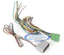 Metra 70-7305 Car Audio Amplifier Bypass Wiring Harness For Select Hyundai Kia
