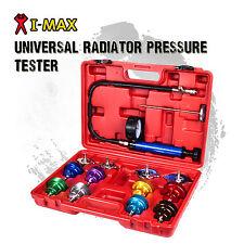 Imax Universal Radiator Pressure Tester Cooling System Head Gasket Leak Detector