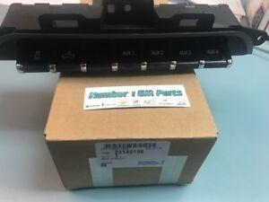 New Genuine GM 84347196 14-18 Vehicle Stability Control Switch Silverado Sierra
