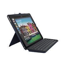 """Logitech iPad Pro 12.9"""" SLIM COMBO Blue Detachable Wireless Keyboard Cover Case"""