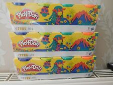 Play-Doh Pack of 4 Tubs 448g Age 2