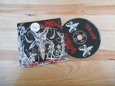CD Metal Black Witchery - Upheaval Of Satanic Might (9 Song) Promo OSMOSE