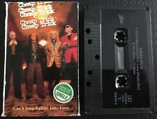 Can't Stop Falling In Love ~ CHEAP TRICK Cassette Tape Single CARD SLEEVE