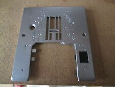 NEW NEEDLE PLATE FOR JANOME MY STYLE 28  (6 slot)