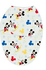 New listing Disney Baby Boy Mickey Mouse Gray Swaddle Sac, 0-3 Months, Gs71670