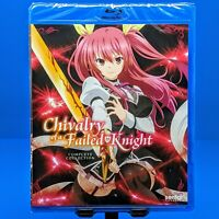 Chivalry of a Failed Knight: Complete Series Collection / NEW Anime Blu-ray