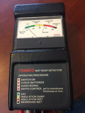 Tramex Wet Roof Detector