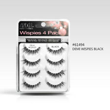 Ardell Multipack Demi Wispies Fake Eyelashes 4 Pairs - Black #61494