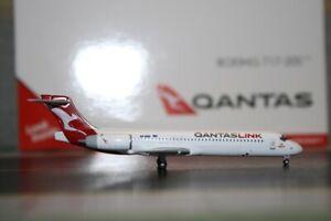 Gemini Jets 1:400 Qantaslink Boeing 717-200 VH-NXD GJQFA1877 Qantas Model Plane