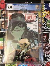 Batman: White Knight Presents Harley Quinn #3 Variant Cover DC Comics CGC 9.8