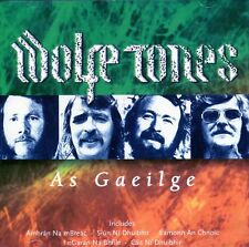 Wolfe Tones - As Gaeilge (Irish Folk Music CD)