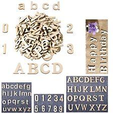 En bois lettres fabriqué à partir de mdf-hand made-prêt à décorer-noms 5 tailles-géorgie
