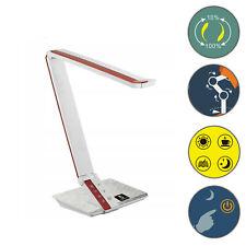 LED Tischlampe Büroleuchte Schreibtischleuchte 10W Dimmbar Lese-Lampe Nachttisch