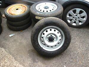 Subaru legacy steel wheels