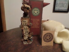 """Boyds Folkstone Collection """"Siegfried & Egon.The Sign"""" 1E/94"""