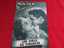 MON FILM  Magazine inc  Claire MAFFEI & Marc CASSOT  20/04/1949  No 139
