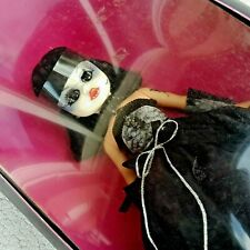 """The Gothic Vamps Doll. Xl: 18"""" Tall! Made In Spain (Endisa), Brand New In Box!"""