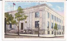1936 Richmond Public Library Georgiana Lunt Auburn Maine Annie L. Barr Lewiston