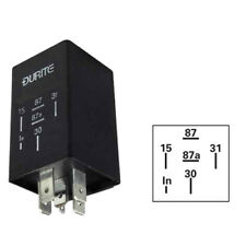 Durite - Relay Timer ''Pulse'' 45 minute 12 volt Bg1 - 0-740-31
