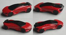 Majorette Vision Gran Turismo - Peugeot Vision Gran Turismo rot