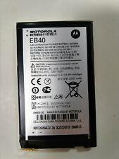 Motorola  EB40 Droid Razr Maxx Battery with Flex Cable 3.8V 3200mAh