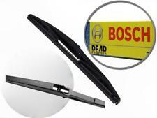 Toyota Corolla Verso 2009 Onwards Bosch Rear Window Windscreen Wiper Blade H309