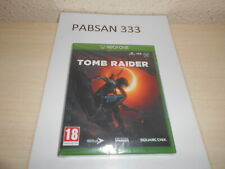 XBOX ONE - SHADOW OF THE TOMB RAIDER , PAL ESPAÑOL , PRECINTADO