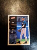 2000 UPPER DECK VICTORY BASEBALL CARD #319 HOF DEREK JETER PSA 10 MLB YANKEES