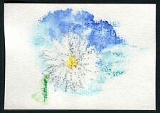 Original Zeichnung Mixed Media Stillleben Natur Blumen Pflanzen Malerei