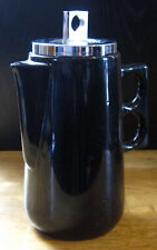 Georges Briard Rare Signature Series Modern, Coffee, Tea Pot, Stone Ware Pitcher