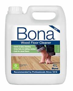 Wood Floor Cleaner 4L Refill
