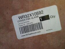 WR32X10592 GE REFRIGERATOR CRISPER COVER GLASS
