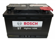 BOSCH BLN3-DIN66 AGM STOP START BATTERY FOR  AUDI,VW,BMW,MERC