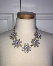 NWT Fashion Statement Floral Necklace $26