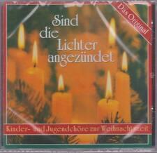SIND DIE LICHTER ANGEZÜNDET Kinder und Jugendchöre Zur Weihnachtszeit CD 1971