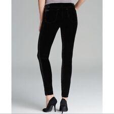 Blank NYC Black Velvet Pull On Legging NWT
